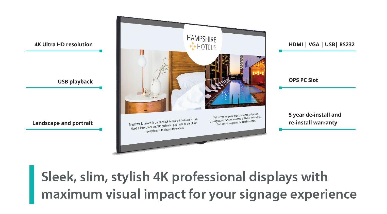Benefits of Sedao Digital Signage